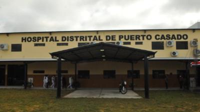 Nuevo Hospital de Puerto Casado recibe a primeros pacientes
