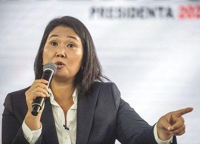 Ahora Fujimori plantea auditoría del órgano electoral