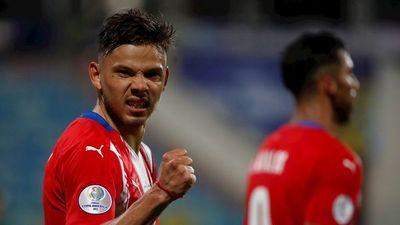 Los goles que ponen a Paraguay en la cima del Grupo A