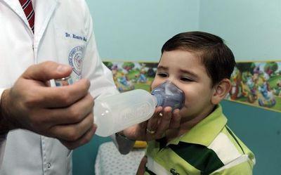 El virus sincitial respiratorio en aumento