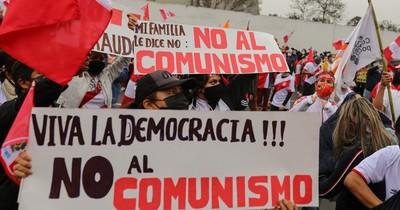 La Nación / Perú inicia otra semana de tensiones sin nuevo presidente