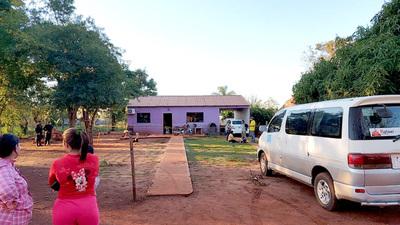 Sicarios irrumpen en una vivienda y matan a tiros a un chapista en el km 12 Acaray