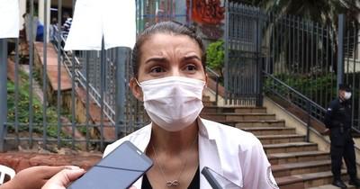 La Nación / Médicos inician nueva manifestación por incumplimiento de Salud