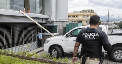 La Nación / Casa Presidencial y empresarios de construcción envueltos en pago de sobornos en Costa Rica