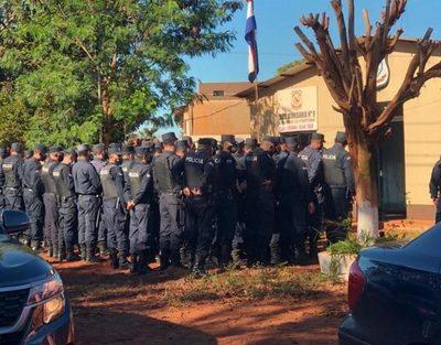 Senadores del Frente Guasú presionan para evitar desalojo de finca invadida en Itakyry – Diario TNPRESS