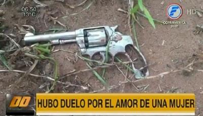 """Enfrentamiento a tiros """"por el amor de una mujer"""" acaba con un fallecido"""