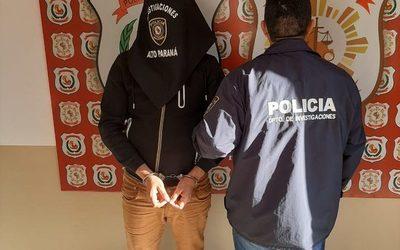 """Detienen a """"Garrón"""", conocido delincuente con tres órdenes de captura pendientes – Diario TNPRESS"""