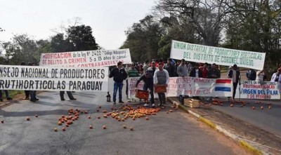 Productores denuncian que siguen entrando mercaderías de contrabando y exigen mayor control