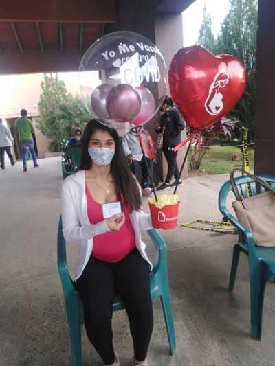 Paraguay vacunó a 463.360 personas desde el inicio de la campaña anti-COVID-19