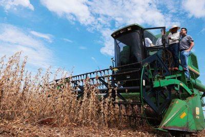 Cosecha de soja supera 10 millones de toneladas