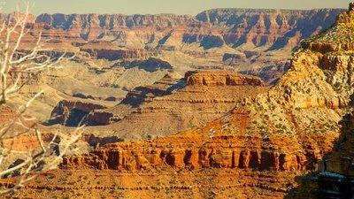 Una aventura en el desierto americano
