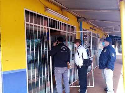 Reos y guardiacárceles implicados en extorsión a colono de San Alberto