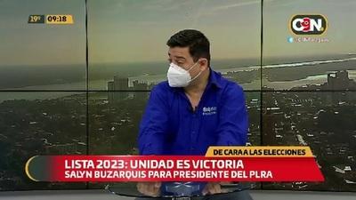 Lista 2023: Unidad es Victoria