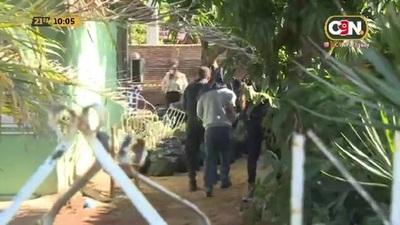 Caso Analía Rodas: Buscan el arma homicida