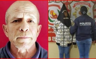 Pareja es imputada por asesinato de joven en Minga Guazú
