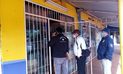 Desbaratan red de extorsión que operaba desde la cárcel de CDE, hay cuatro  detenidos