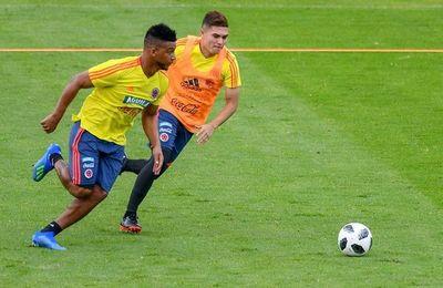 Fabra, de Boca, sustituye en selección de Colombia al lesionado Yairo Moreno