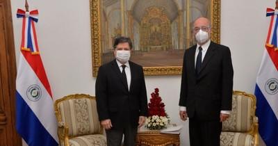 La Nación / COVID-19: embajador confirma que ya se formalizó el pedido de vacunas a Cuba
