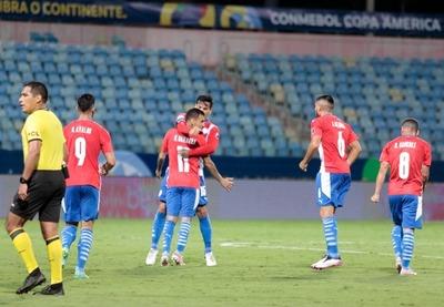 La Albirroja consiguió una victoria luego de casi seis años en Copa América