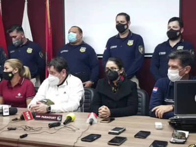Operativo Jetypeka III: Ministra de Justicia anunció desvinculación de funcionarios detenidos