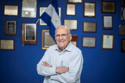 Muere ex presidente de Nicaragua Enrique Bolaños Geyer