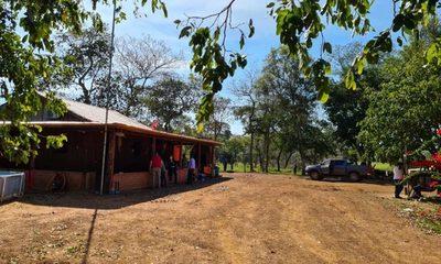 Concepción: Realizan allanamiento y rastrillaje en el caso de ataque a establecimiento ganadero