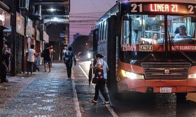 Senado ratificó cancelación de itinerarios a transportistas que hagan reguladas