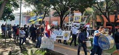 Opositores prometen combatir la corrupción en la Municipalidad de Luque