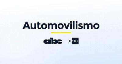 Verstappen: Genial que 'Checo' ampliase la brecha con Mercedes y sea tercero