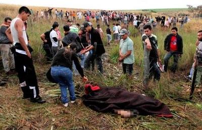 A 9 años de la masacre de Curuguaty: No sé sabe qué pasó y situación de tierras sigue igual