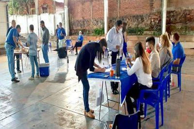 Cambios de locales de votación del PLRA