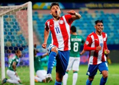 Luego de 11 partidos y casi 6 años, Paraguay volvió a ganar en Copa América
