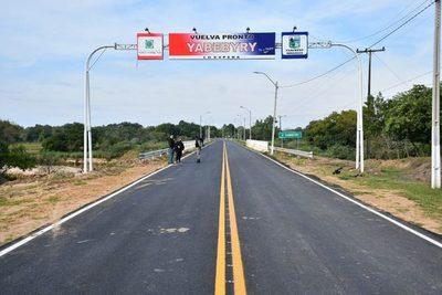 Gobierno inaugura millonarias obras construidas por Yacyretá en Misiones