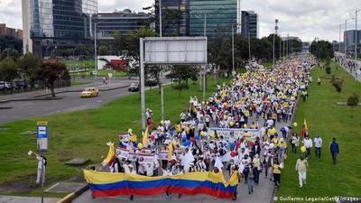 Colombia: Comité de Paro anuncia suspensión temporal de protestas