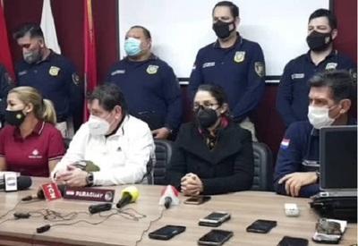 Extorsión en San Alberto: cinco detenidos, dos de ellos son agentes penitenciarios