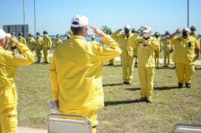 Sancionan documento que regula la organización de los Bomberos Voluntarios