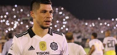 Olimpia despidió a Rodrigo Rojas