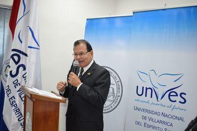 Rector de la Unves se quedó con G. 23 millones de viáticos