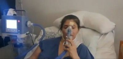 Jueza ordena a Salud vacunar a Liz Varela antes del mediodía del miércoles