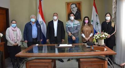 Realizaron reunión para evaluar la situación de la pandemia a nivel departamental