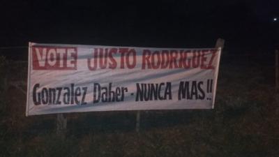 Docente busca derrocar a los González Daher de Luque