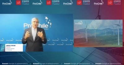 """La Nación / Exitosa primera jornada de """"Summit Internacional de Energía e Infraestructura"""""""