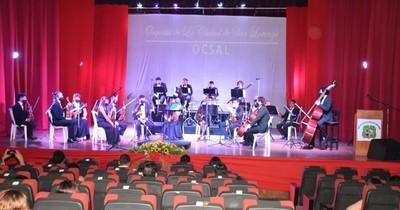 La Nación / Orquesta de San Lorenzo prepara gala en homenaje a los padres y a la Paz del Chaco
