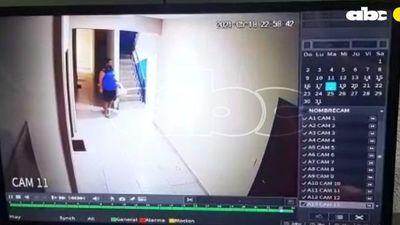 Abogado asegura que sospechoso del asalto a una gasolinera ocurrido en Fernando de la Mora es inocente