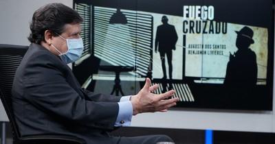 """La Nación / Acevedo revela estrategia para encarar a Brasil y dice que ya no cree en los """"Reyes Magos"""""""