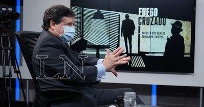 La Nación / Retraso de vacunas volvió escéptico a E. Acevedo