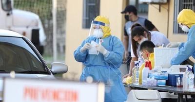 La Nación / Alerta en Campo 9 por 2 casos con nexo y 1 sin nexo de coronavirus