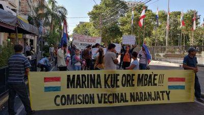 A 9 años de masacre de Curuguaty, exigen  tierra y justicia