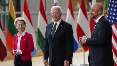 Europa y EEUU fortalecen alianza para hacer frente a China y Rusia