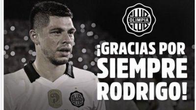Olimpia despide de forma oficial a Juan Rodrigo Rojas